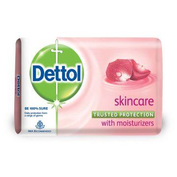 Dettol Bathing Bar Soap Skincare -75 gm