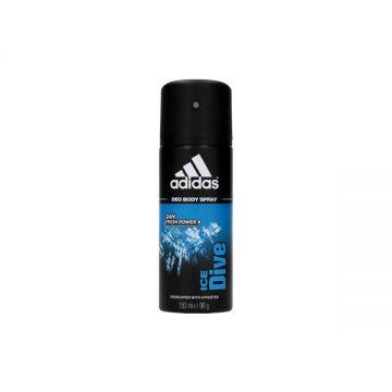 Adidas Ice Dive Deo Body Spray 150ml 6000000160