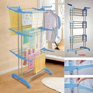 Foldable Try Rack