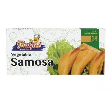 Jhatpot Vegetable Samosa 10 pcs Packet 5500000112