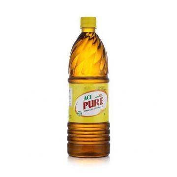 Pure Mustard Oil - 500 ml - (ACIFOOD)