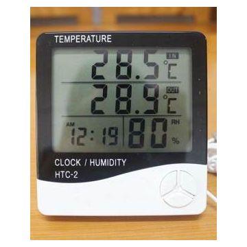 Digital Room Temperature Meter - White