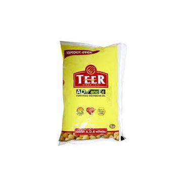 Teer Soyabean Oil (Poly) -1ltr