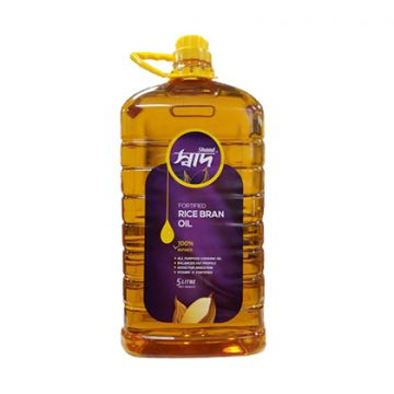 Shaad Rice Bran Oil -5ltr