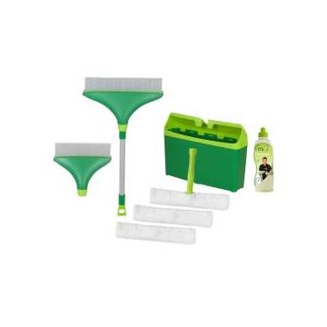 Mr Ti All in One Glass Cleaning Kit - Green