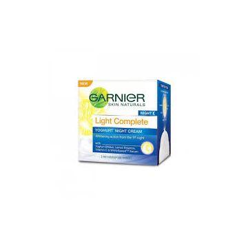 Garnier Light Complete Night Cream -18 gm