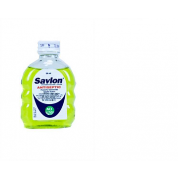 Savlon Liquid Antiseptic 56 ml
