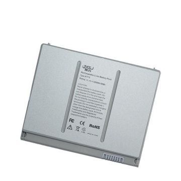 Apple A1175 Compatible 10.8V 5200 Replacement Battery for MacBook Pro 15