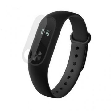 Ultrathin Anti-explosion Screen Protector For Xiaomi Mi Band 2 - Transparent