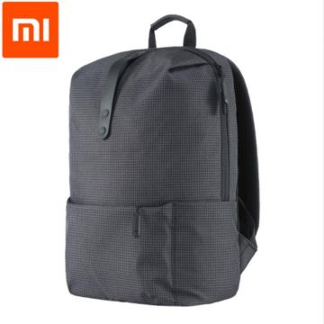 Xiaomi Mi Backpack College Casual Shoulders Bag 15.6 Inch 26L Travel Bags Laptop Bag - Black