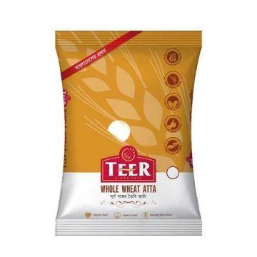 Teer Whole Wheat Atta - 2 kg