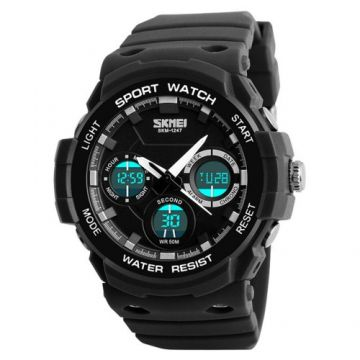 Skmei quartz digital waterproof sport watch 1247