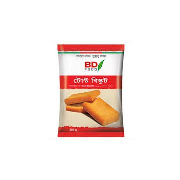 BD Toast Biscuit - 300 gm