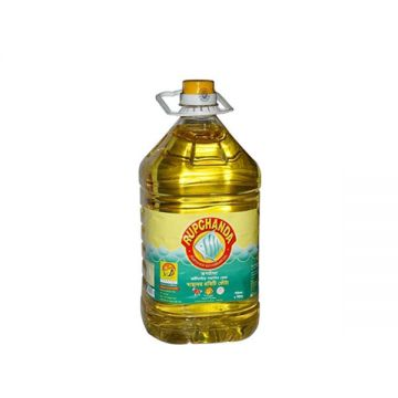 Rupchanda Soyabean Oil 5ltr 3500000025