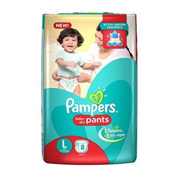 Pampers - Regular - LG 8
