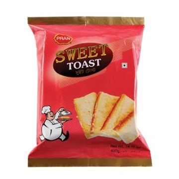 PRAN Ts Sweet Toast 200gm 5500000097
