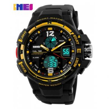 SKMEI 1251 Original Sports Wrist Watch for Men