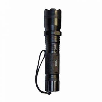 Master Kitchen Stun-Gun Shocker With Torch - Black