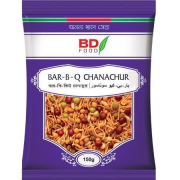BD Bar-B-Q Chanachur - 300 gm