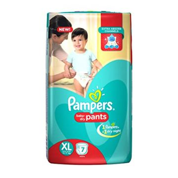 Pampers - Regular - XL 7