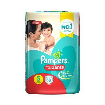 Pampers - Regular - SM 8
