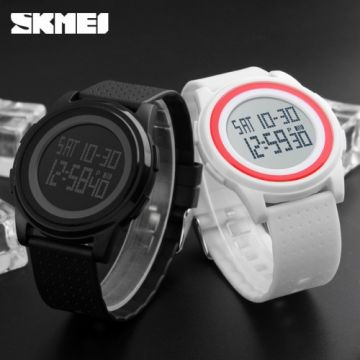 Skmei 1206 Men Women LED Digital Wristwatches