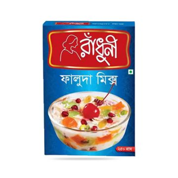 Radhuni Falooda Mix (Vanilla Flavor) - 250 gm