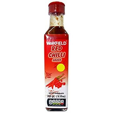 Weikfield Red Chilli Sauce - 265 gm