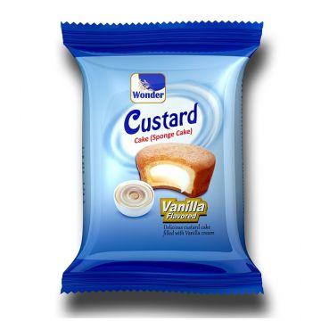 Wonder Custard Cake Vanilla 25gm DS32089