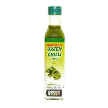 Weikfield's Green Chilli Sauce - 265 gm