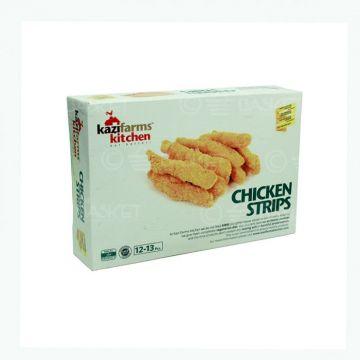 Kazi Farms Kitchen Chicken Strips-250gm - 14 - 9FROZEN