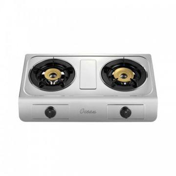Gas Cooker Double Burner S/S-OGC1109A