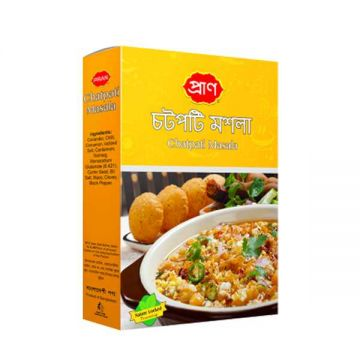 PRAN Spice Mix Chatpati Masala - 50gm