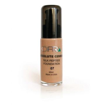 Ofra - Absolute Cover Silk Foundation - #7