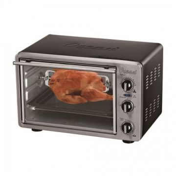 Electric Oven 22 Ltr. Black With Rotisserie - OEO2112B