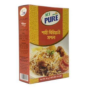 ACI Pure Shahi Biryani Masala - 40gm