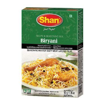 Shan Biryani Masala Mix - 50gm