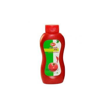 Pran Hot Tomato Sauce - PE - 250 gm