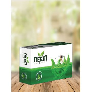 Neem Original Pure Neem Soap 100gm