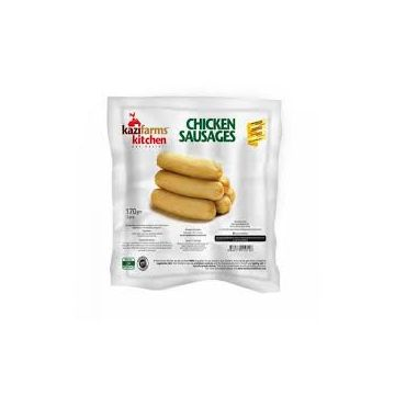 Kazi Farms Kitchen Chicken Sausage 10 pcs 340 gm - 2 - 9FROZEN