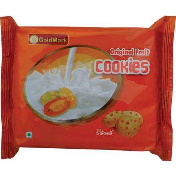 Gold mark Original Fruit Cookies  260 gm