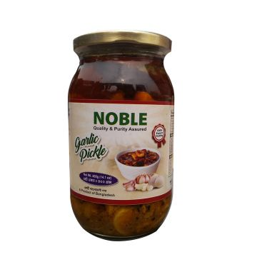 Garlic Pickle (one clove)