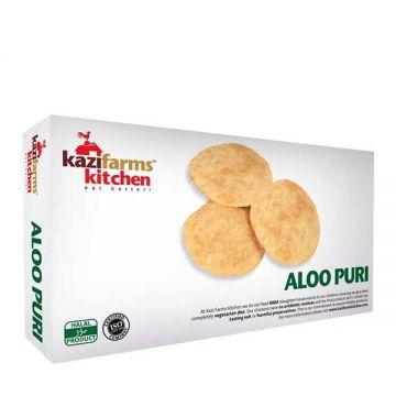 Kazi Farms Kitchen Aloo Puri 10 pcs 450 gm - 16 - 9FROZEN
