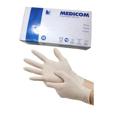 Vinyl Gloves - 100 Pcs Per Box