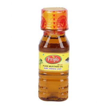 Pure Mustard Oil - 80 ml - (ACIFOOD)