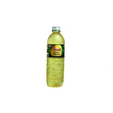 FRESH Soyabean Oil - 500 ml ( 5 - FRESH)