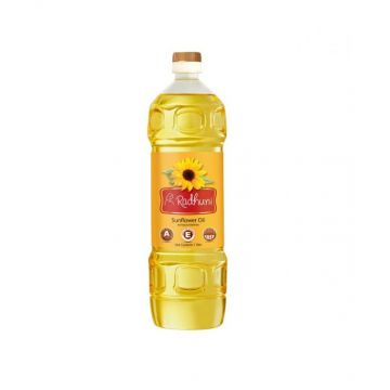 Radhuni Sunflower Oil 1ltrs (ASN 135 - SFBL)