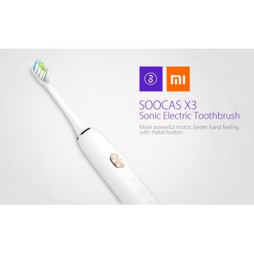 Xiaomi Soocas X3 Rechargeable Sonic Electric Toothbrush - White