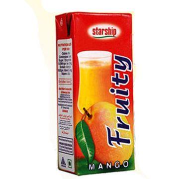 Starship Mango Fruity 125ml 3000000110