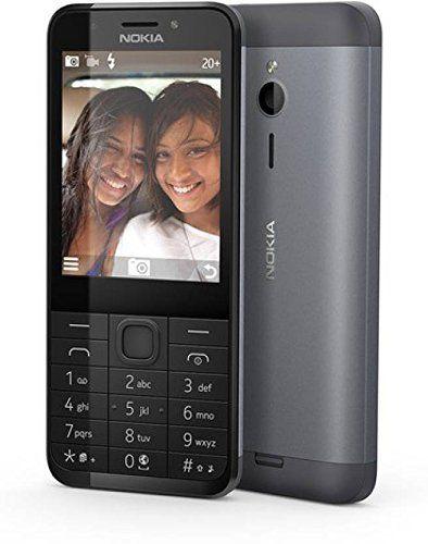 Nokia 230 Dark Silver Dual Sim
